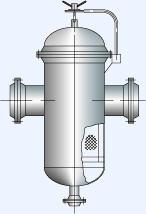 Фильтры жидкостные сетчатые для трубопроводов СДЖ