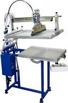Machine Semi-automatic shelkografichesky HA5070.