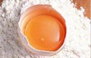 Egg yolk dry