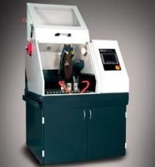 The automatic programmable detachable SERVOCUT machine - 501 AA