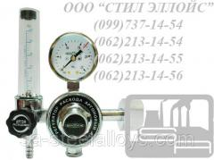 AR-40 pressure regulator with the rotameter