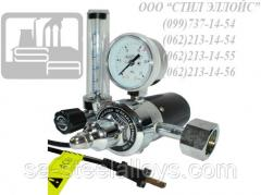 Pressure regulator carbon dioxide U-30-P (36V)