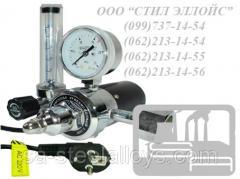 Pressure regulator carbon dioxide U-30-P (220V)