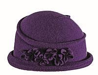 Шляпы RABIONEK из мягкой шерсти с цветком размер