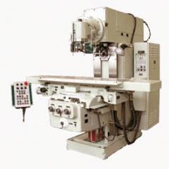 Machine console milling shirokouniversalny