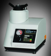 Programmable automatic press with one ECOPRESS 50