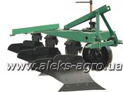 Plow of PLN-3-35 UA hinged from uglosnima