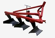 Attached equipment for agricultural machinery