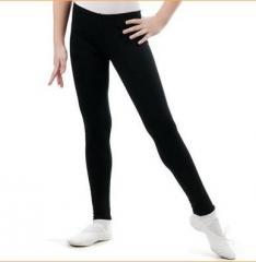 Leggings are black