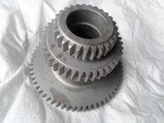Block gear wheel 87305289 CASE
