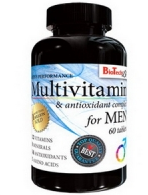 BIOTECH Multivitamin for MEN, 60 tab.