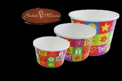 Креманка для мороженого и Frozen Yogurtа