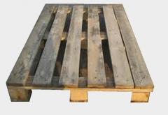 Поддоны деревянные б/у куплю недорого