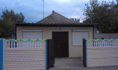 Change house, mobile office in Dnipropetrovsk.