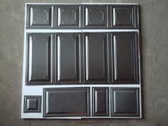 Panel metal