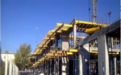 Horizontal timbering