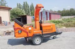 Garden machinery