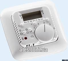 Цифровой терморегулятор для теплых полов  E 60
