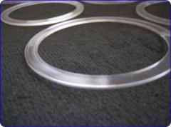 Протекторное термокольцо d30-120мм шаг 5мм