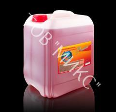 Теплоносители для систем отопления Эконом -15