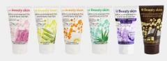 He Beauty skin hand creams from the producer