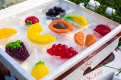 Fruit jelly jelly Igris