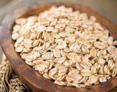 Sale of oats for food production