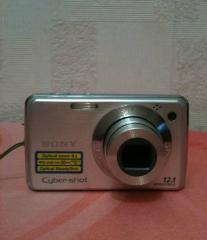 Фотоаппарат Sony DSC-W220
