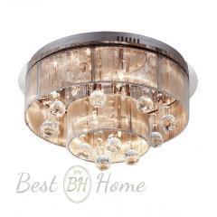 Lamp ceiling Viokef Luciano 4058600