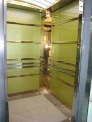 Elevators 17-30 floors, passenger and