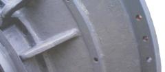 Корпус стенки торцевой МШЦ3, 6х5, 0