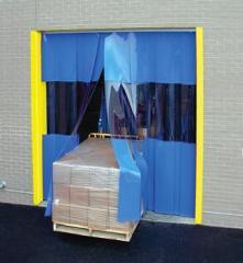Curtains plastic