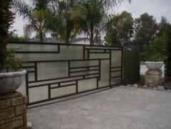 Fences metal