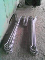 Coil (evaporator),