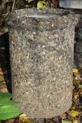 Мытый бетон, технология мытый бетон