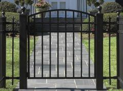 Gates metal, forged