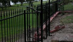 Fences and protections from metal