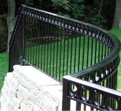 Barriers metal