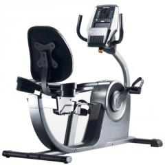 Horizontal exercise bike, NordicTrack R105