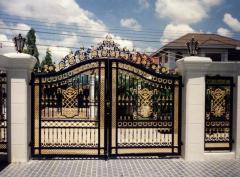 Shod gate