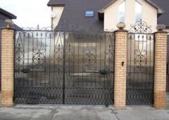 Gate metal