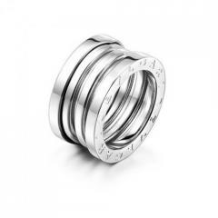 Кольцо в стиле Bvlgari B.zero 1