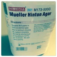 M173 Агар Мюллера-Хинтона
