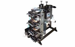 Flexographic printing mashine
