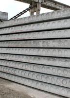 Плиты железобетонные ребристые для покрытия