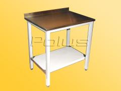 Table production SPP of Eko spolky of stainless