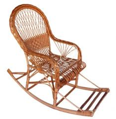 Rocking-chair – a production novelty, the