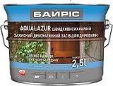 Байріс Aqualasur импрегнант для защиты древесины