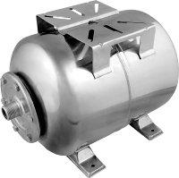 Гидроаккумулятор (нержавеющая сталь) 50л для