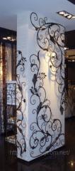Эксклюзивный декор помещений, стен, оконных и